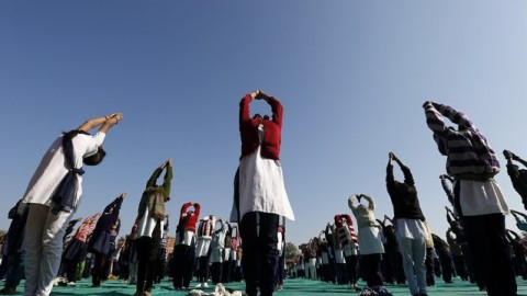 How the Indian Diaspora Is Shaping the Battle for Yoga's Soul