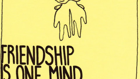 1159: Friendship is one mind in two bodies.