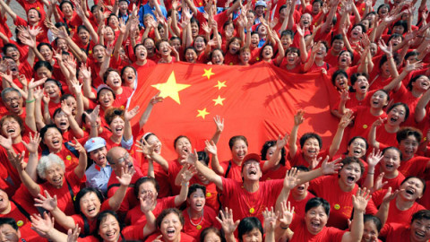 October 2049: The 100th Anniversary of the People's Republic of China