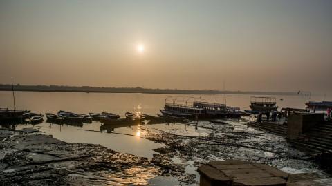 Exploring the Varanasi City