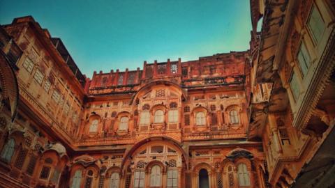 HERITAGE TRIP TO JODHPUR &JAISALMER – SHIVAM GOEL