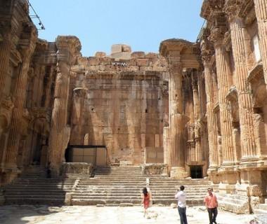Insight of the Baalbek Temple : By C V Srikar
