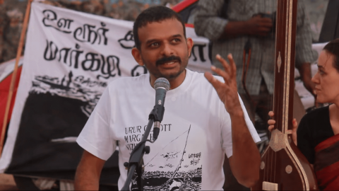 Debate: The Magsaysay is Recognition of T.M. Krishna's Inclusive Vision